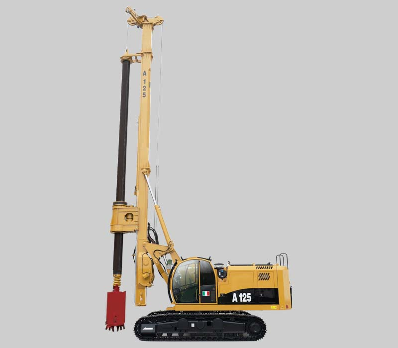 High quality multifunction hydraulic drilling rigs and